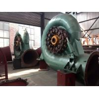 Wholesale 500KW vertical Small Francis hydro turbine , Hydro Power Generator from china suppliers