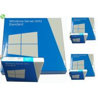 Wholesale Microsoft Windows Server OEM Win server 2012 R2 / Server 2008 Standard 25 CAL from china suppliers