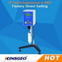 Wholesale High Accuracy Viscosity Measurement Tools , Viscosity Measurement Device from china suppliers