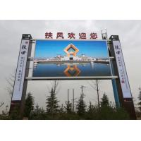 Buy cheap Digital Video Display Boards P10 Outdoor Led Advertising Billboard With Creative Solutions from wholesalers