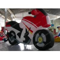 Wholesale Promotional Realistic Vivid Advertising Inflatable Motor Model With SGS from china suppliers