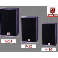 Wholesale club karaoke 10'' purple color speaker powerful sound full range speaker box pro power sound audio speaker system from china suppliers