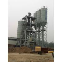 Wholesale WZ6000 Durable Dry Mortar Mixer / Mixing Plant 6m3 Powder Silo Volume from china suppliers