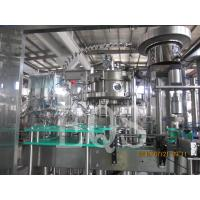 Quality BGF6-6-1 Stainless Steel Bottle Beer Filling Machine with Twist Off Cap for sale