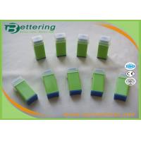 Wholesale 23G Green Colour Sterile Auto Press Type Safety Blood Lancet Asepsis Blood Sample Collecting Needle from china suppliers