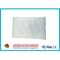 Wholesale Spunlace Nonwoven Body Cleaning Wet Wash Glove Mit Small Pearl Dot Ultrasonic Bonded from china suppliers