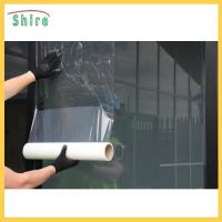 Wholesale Commercial Transparent Adhesive Protective Film For Glass Doors / Windows from china suppliers