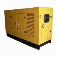 Wholesale 300Kw 375Kva 50HZ Canopy Genset Silent Generator Set Cummins Engine For Outside Projects GP C300-2 from china suppliers
