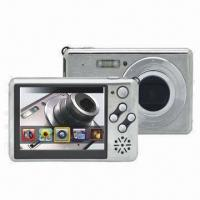 Wholesale Digital Camera with 3.5-inch Display, 50, 60Hz Frequency, Li-ion Battery and AVI Video File Format from china suppliers