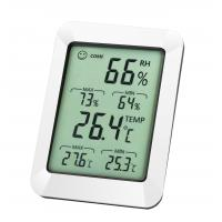 Buy cheap DHT820  LCD Display-10-50℃ Digital Max Min Indoor Hygrometer Thermometer Digital Humidity Meter from wholesalers