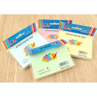Wholesale Fashion Customized Printed Sticky Note/Sticky Note Pad/Memo Pad from china suppliers