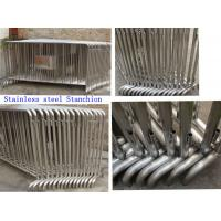 Wholesale steel barricade fence from china suppliers