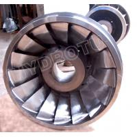 Wholesale Stainless Steel Francis Turbine Runner for Capacity 100KW - 20MW Francis Water Turbine from china suppliers