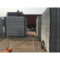 Wholesale Temp Fence panels galvanized temporary fencing panels clamp ,feet ,brace for sale AS4687-2007 Standard from china suppliers