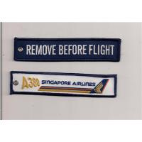 Wholesale A380 Singapore Airlines Remove Before Flight Luggage Keychains from china suppliers