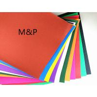 Wholesale Colorful Large Sandpaper Sheets , Wet And Dry Sandpaper For Automotive Paint from china suppliers