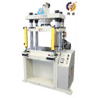Wholesale 80T 5.6kw Four Column Hydraulic Press Machine For Metal And Pastic Sheet from china suppliers