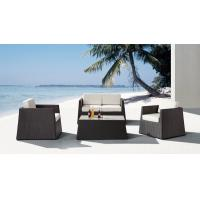 Wholesale Beach Wicker Sofa Set/Patio Wicker Sofa  WS-004 from china suppliers