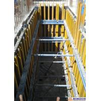 Wholesale Working paltform, shaft platform,  climbing formwork, specially used in core wall shaft from china suppliers