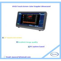 Wholesale Touch Screen Color Doppler Ultrasound machine from china suppliers