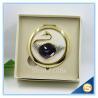 Buy cheap Shinny Gifts Elegant Swan Design Rhinestone Mirror Compact Mirror For Wedding Souvenir from wholesalers