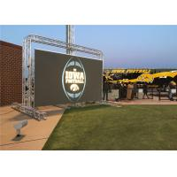 Wholesale HD Rental Outdoor LED Advertising Board Screen P6 For Stage Background from china suppliers