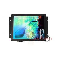Wholesale Rack Mount Industrial Touch Screen Monitor High Resolution LCD Screen from china suppliers