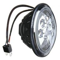 Quality Osram Jeep Wrangler / Land Rovel Off Road Vehicle LED Headlights Driving Lamps for sale