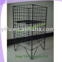 Wholesale Wire Square Dump Bin from china suppliers