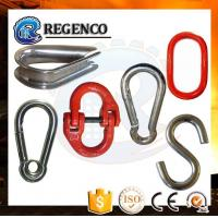 Buy cheap Rigging Hardware Link&Ring snap hook from wholesalers