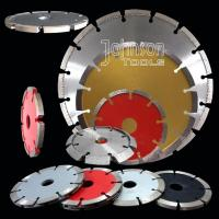 Wholesale Laser Welded Tuck Point Diamond Blades from china suppliers