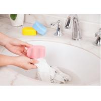 Wholesale silicone hand type Candy color housework clean mini laundry rub from china suppliers