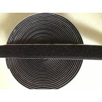 Quality 30% nylon 70% polyester hook and loop adhesive tape for sale