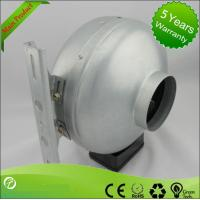 Wholesale Professional 220V AC Centrifugal Circular Inline Duct Vent Fan UL Approval from china suppliers