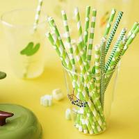 Wholesale Compostable colorful bamboo paper straws product by wuxi factory from china suppliers