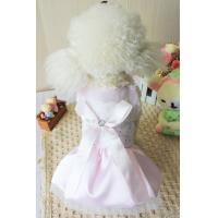 Wholesale Cool dog formal dress dog skirt dog clothes from china suppliers