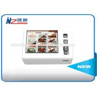 Wholesale 32 Inch Multi Touch Screen Wall Mounted Kiosk Terminal , Self Service Ordering Kiosks from china suppliers