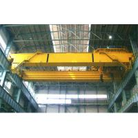 Wholesale QDY type 32 - 74 Ton Overhead Foundry Crane , Electric Overhead Travelling Crane from china suppliers