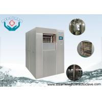 Wholesale Compact PLC System Laboratory Steam Sterilizer With Built In Printer And Safety Valve from china suppliers