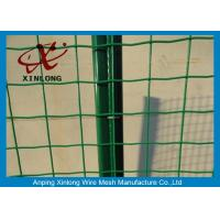 Wholesale PVC Coated Galvanized Welded Wire Mesh Rolls Anti Corrosion 10-30m Length from china suppliers