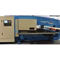 Wholesale High Efficiency Auto index CNC turret punching machine 1250x2500 from china suppliers