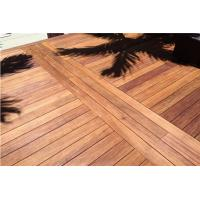 Wholesale smooth Brazilian teak outdoor wood decking from china suppliers