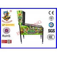 Buy cheap 3 LED Screen Pinball Arcade Game Machine Coin Operated With Vibration Function from wholesalers