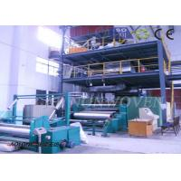 Wholesale SS / PP Spunbond Non Woven Fabric Manufacturing Machine 1600mm-3200mm from china suppliers