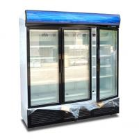 Wholesale Energy Efficiency Commercial Display Freezer Open Top With Digital Elitech Thermostat from china suppliers