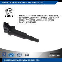 Wholesale BMW 12137562744 CITROEN/PEUGEOT V756274480 BOSCH 0221504470 Ignition Coil Unit  brown middle neck slice Ignition Parts from china suppliers
