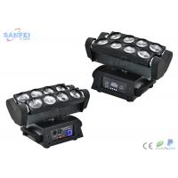 Wholesale Aluminum LED Beam Moving Head Light Adjustable Speed Strobe 18 / 46ch from china suppliers