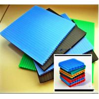 Wholesale Recyclable Environment Friendly Coroplast Corrugated Plastic Sheets PP Flute Board from china suppliers