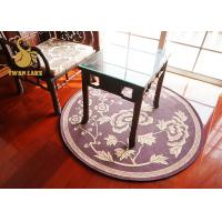 Wholesale Professional Round Dining Room Rugs Indoor Entry Rugs Anti Static Multi Color from china suppliers