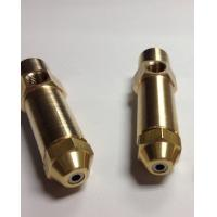 Quality Hollow cone fine oil/water siphon atomizing nozzle for sale